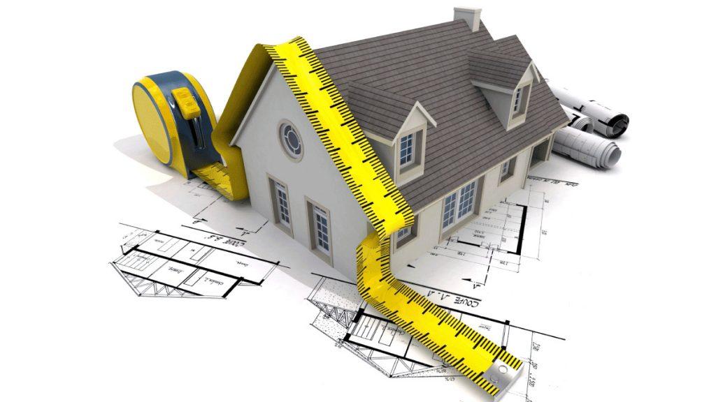 Ремонтные работы на объектах недвижимости